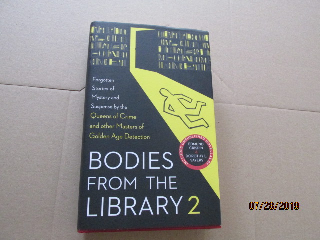 Image for Bodies from the Library 2 an Unread Fine First Edition Hardback in Dustjacket