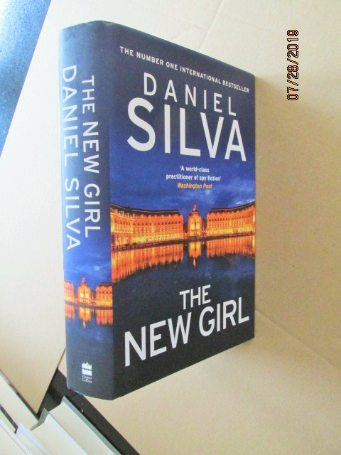 Image for The New Girl Unread First Edition