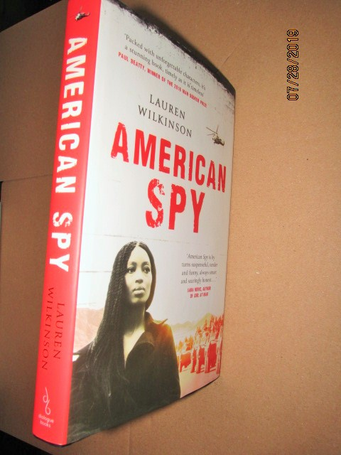 Image for American Spy First Edition Unread Copy