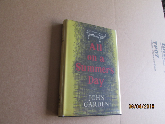 Image for All on a Summer's Day First Edition in Original Dustjacket