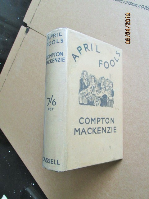 Image for April Fools First Edition in Original Dustjacket