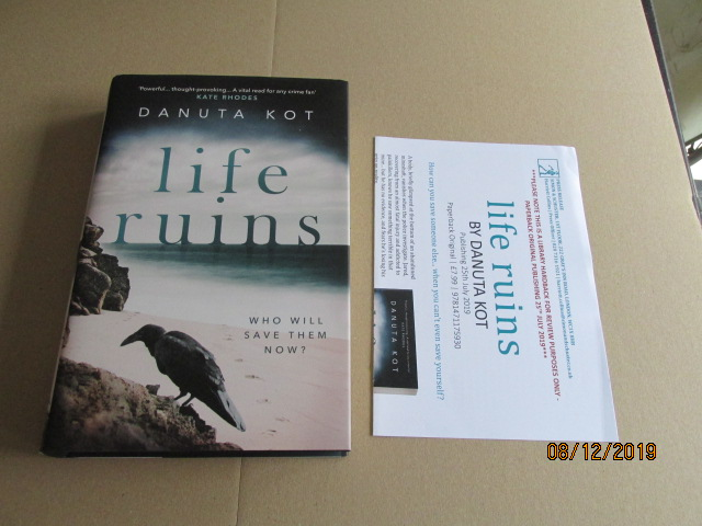 Image for Life Ruins First Edition Plus Publicity Letter