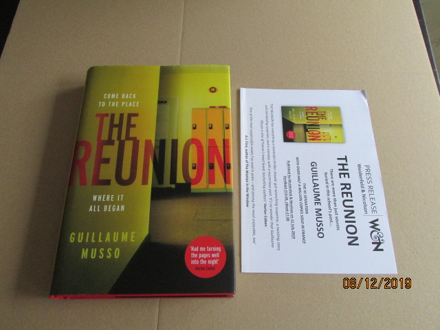 Image for The Reunion First Edition Plus Publicity Letter