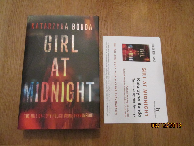 Image for Girl at Midnight First Edition Plus Publicity Letter