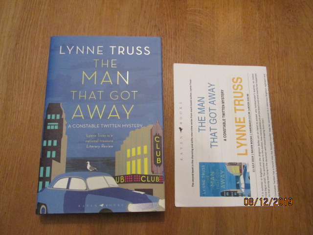 Image for The Man That Got Away First Edition Plus Publicity Letter