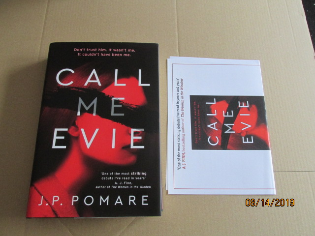 Image for Call Me Evie First Edition Plus Publicity Letter