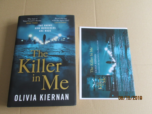 Image for The Killer is Me First Edition Plus Publicity Letter