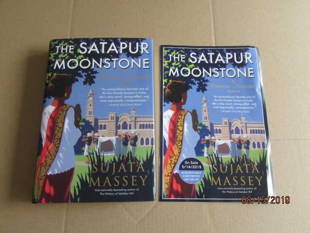Image for The Satapur Moonstone First Edition Plus Publicity Letter