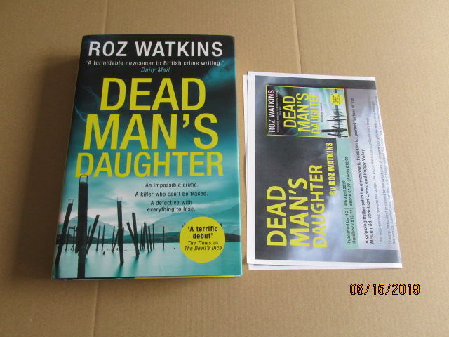 Image for Dead Man's Daughter First Edition Plus Publicity Letter