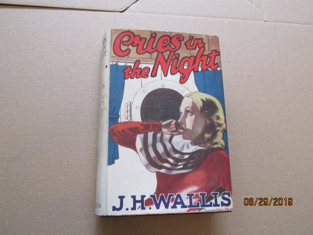 Image for Cries in the Night First Edition in Original Dustjacket