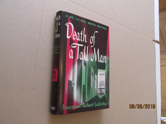 Image for Death of a Tall Man First Edition in Original Dustjacket