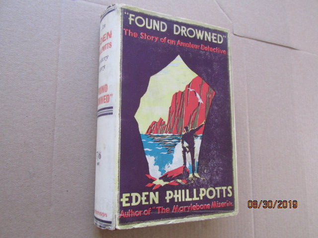 Image for Found Drowned First Edition Hardback in Original Dustjacket