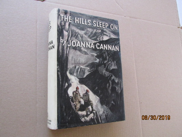 Image for The Hills Sleep On First Edition in Original Dustjacket