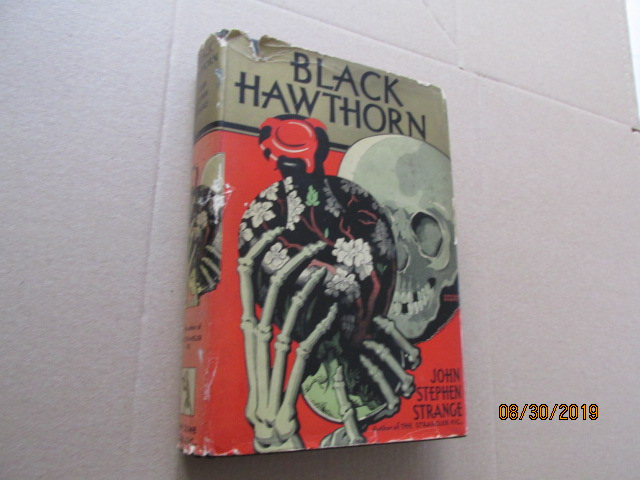 Image for Black Hawthorn First Edition in Original Dustjacket