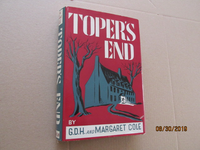 Image for Toppers End First Edition in Original Dustjacket