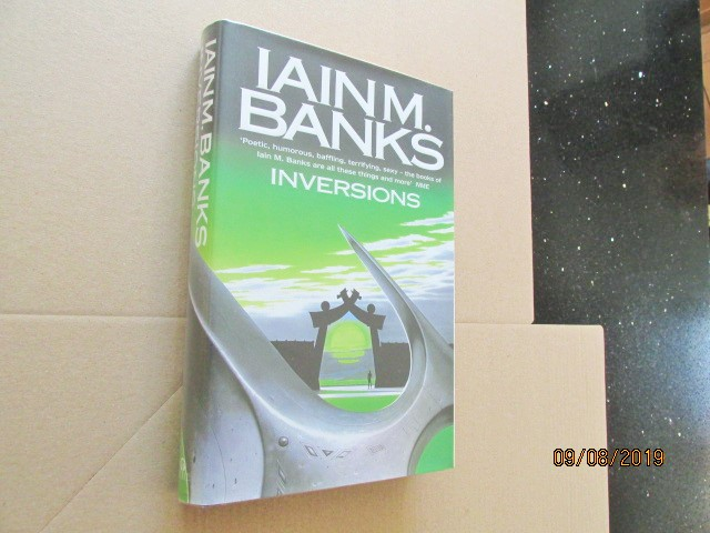 Image for Inversions First Edition Hardback in Dustjacket