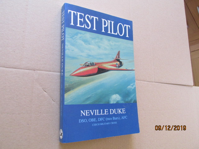 Image for Test Pilot Aviation Classics Updated Edition