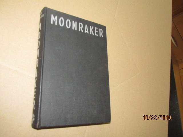 Image for Moonraker First Edition Hardback