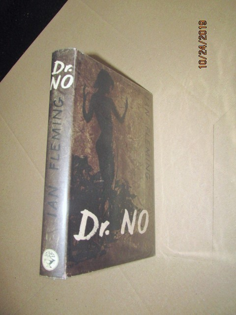 Image for Dr No First Edition Hardback in Original Dustjacket