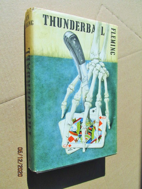Image for Thunderball First Edition Hardback in Original Dustjacket