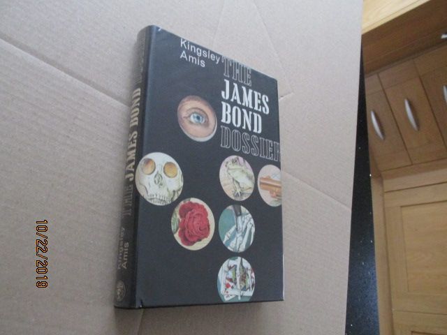 Image for The James Bond Dossier First Edition Hardback in Original Dustjacket Signed By Julian Barnes