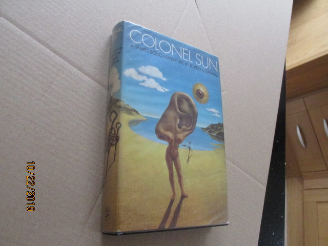 Image for Colonel Sun First Edition Hardback in Original Dustjacket Signed By Julian Barnes