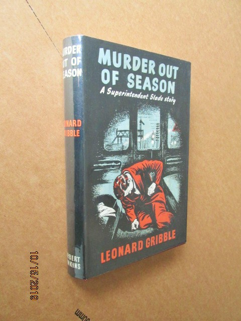 Image for Murder Out of Season First Edition Hardback in Dustjacket