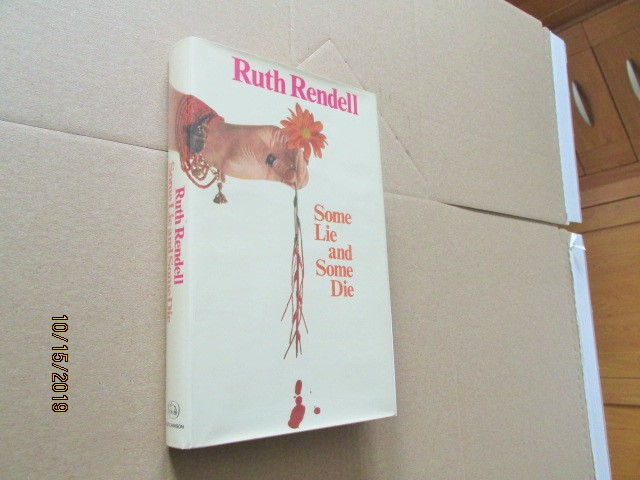Image for Some Lie and Some Die Signed First Edition Hardback in Dustjacket