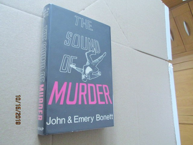 Image for The Sound of Murder First Edition Hardback in Dustjacket