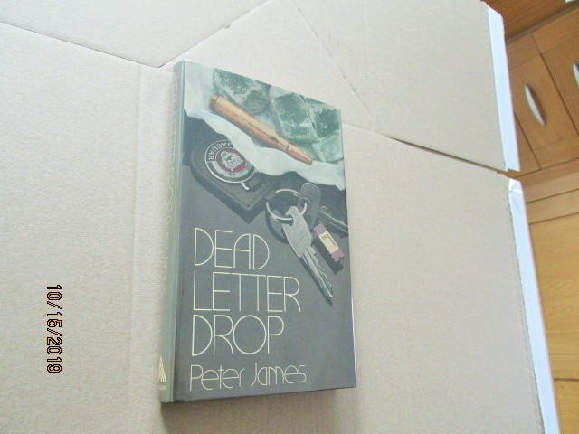 Image for Dead Letter Drop Signed First Edition Hardback in Dustjacket