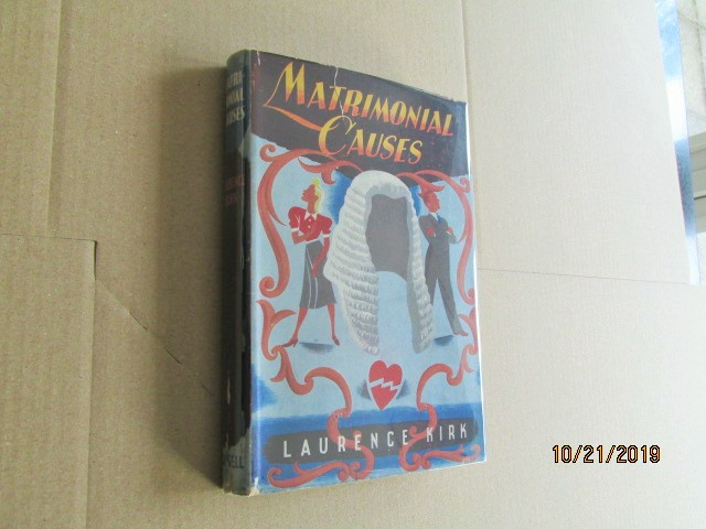 Image for Matrimonal Causes First Edition in Original Jacket
