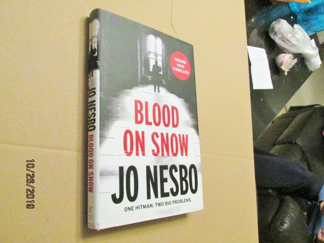 Image for Blood on Snow Fine First Edition Hardback in Dustjacket
