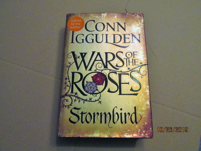 Image for War of the Roses Stormbird Signed First Edition