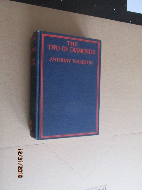 The Two of Diamonds First Edition Hardback