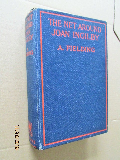 Image for The Net Around Joan Ingilby First Edition Hardback
