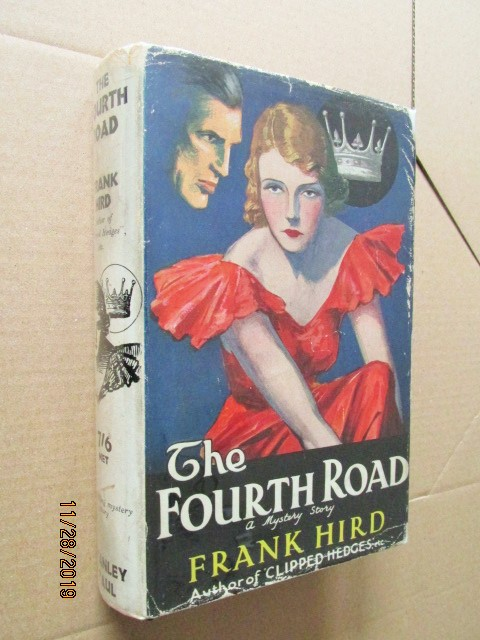 Image for The Fourth Road First Edition Hardback in Original Dustjacket