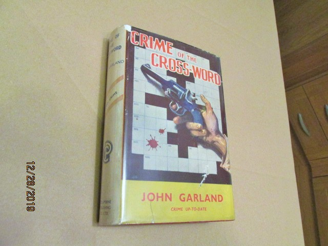 Image for Crime of the Cross-Word First Edition in Original Dustjacket