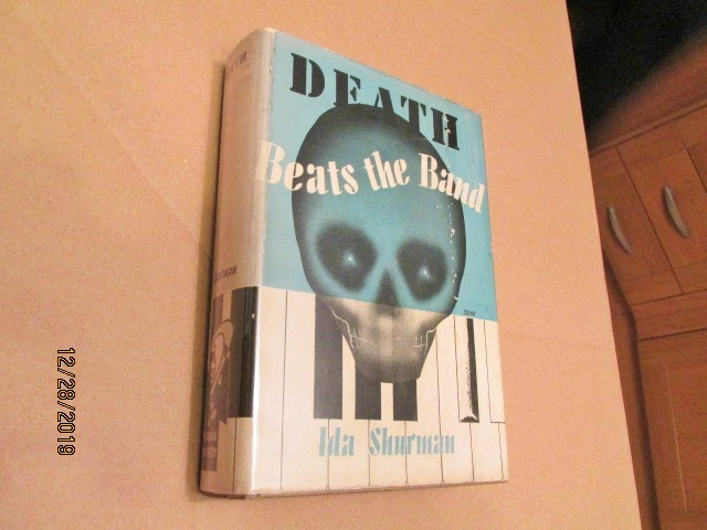 Death Beats the Band First Edition in Original Dustjacket
