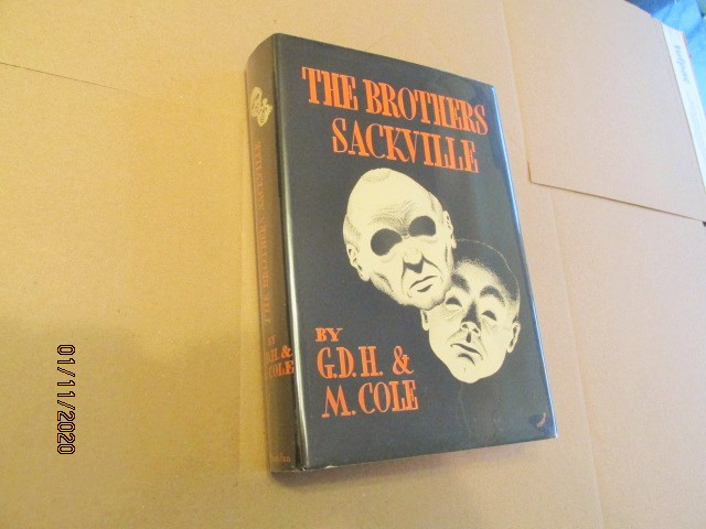 Image for The Brothers Sackville First Edition in Original Dustjacket
