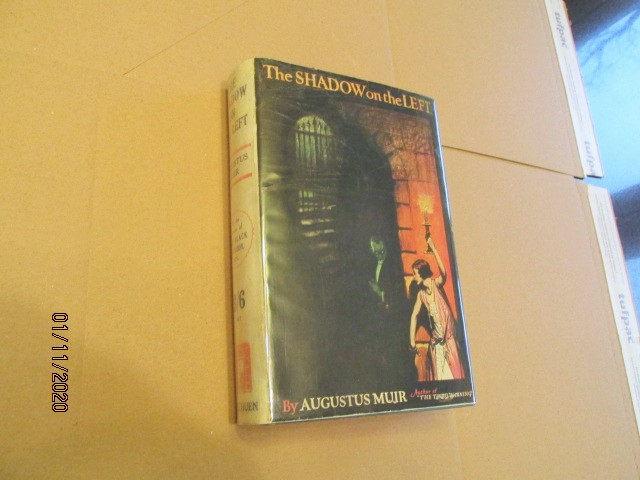 Image for The Shadow on the Left First Edition in Original Dustjacket