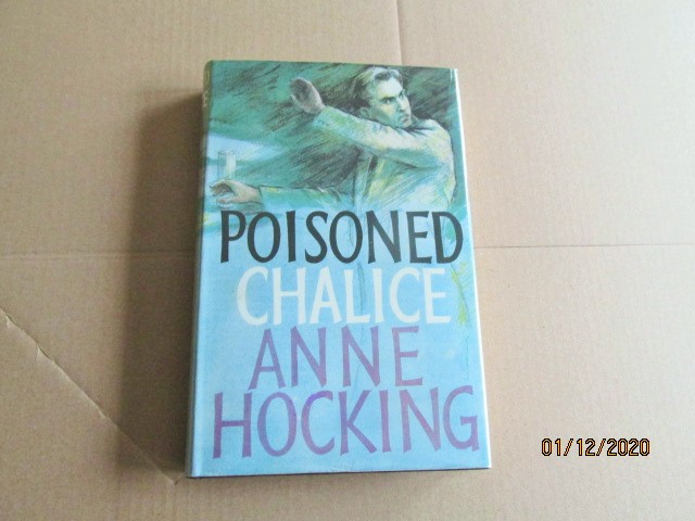 Image for Poisoned Chalice First Edition in Original Dustjacket