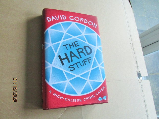 Image for The Hard Stuff Unread First Edition Hardback in Dustjacket Plus Publicity Letter