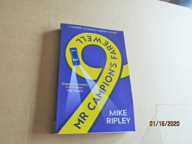 Image for Mr Campion's Farewell Signed First Edition Paperback