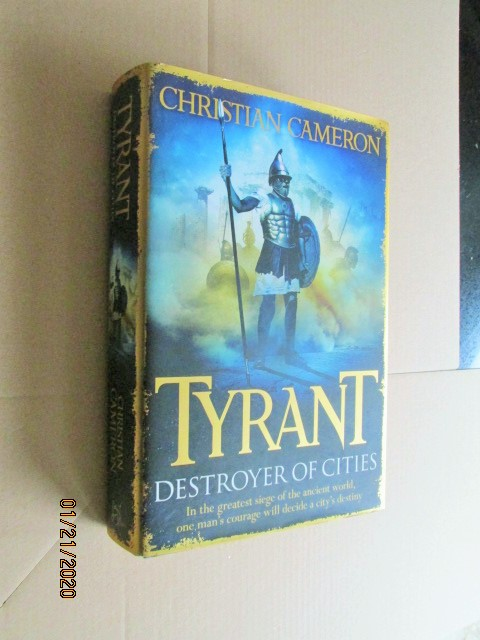 Image for Tyrant Destroyer of Gods First Edition Hardback in Dustjacket
