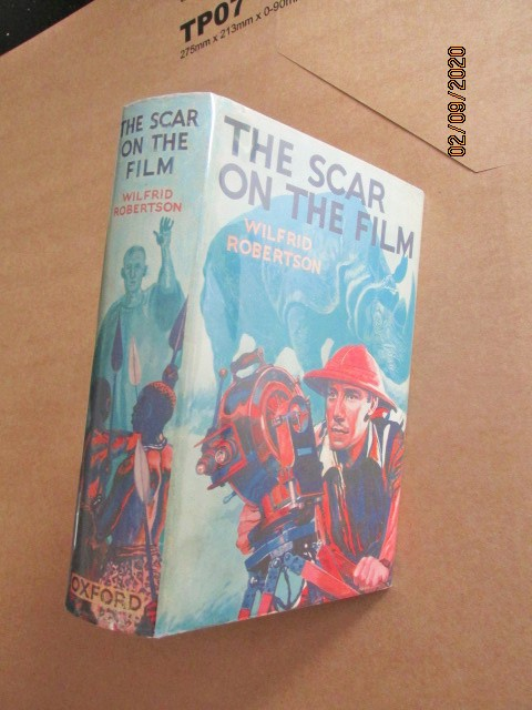 Image for The Scar on the Film First Edition Hardback in Original Dustjacket