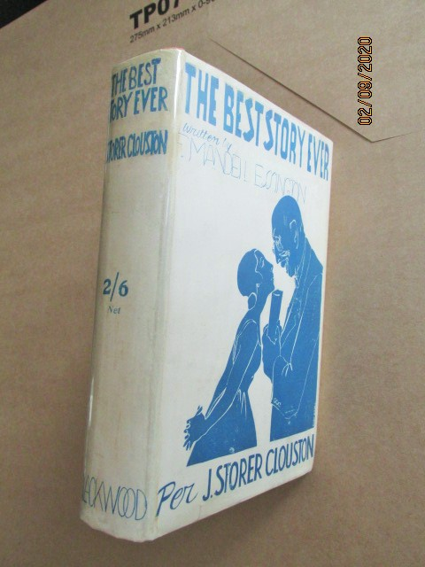 Image for The Best Story Ever First Edition Hardback in Original Dustjacket
