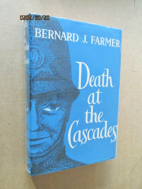 Image for Death at the Cascades First Edition in Dustjacket