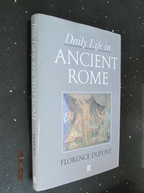 Image for Daily Life in Ancient Rome Fine Hardback in Fine Dustjacket