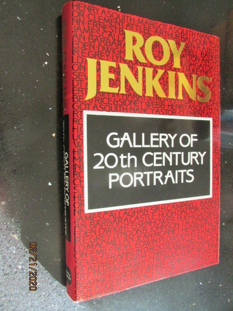 Image for Gallery of Twentieth Century Portraits First Edition Hardback in Dustjacket
