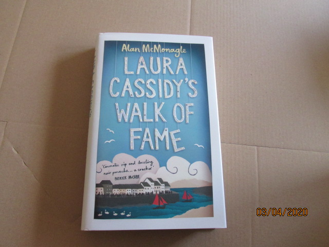 Image for Laura Cassidy's Walk of Fame Unread First Edition Hardback in Dustjacket